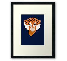 Tygra Framed Print