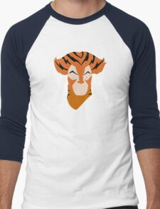 Tygra Men's Baseball ¾ T-Shirt