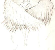 Anime angel by pat1