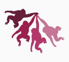 Flying monkeys by Peter Visser