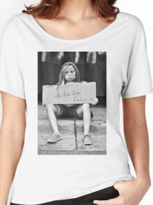 """""""Children of Tomorrow: Homeless Project"""" Women's Relaxed Fit T-Shirt"""