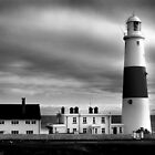 Portland Bill Lighthouse, UK by goodie