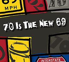 70 Is The New 69! by TsipiLevin