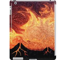 How Volcanoes are Made with Sky Lava iPad Case/Skin
