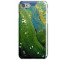 Emerald Trouble iPhone Case/Skin