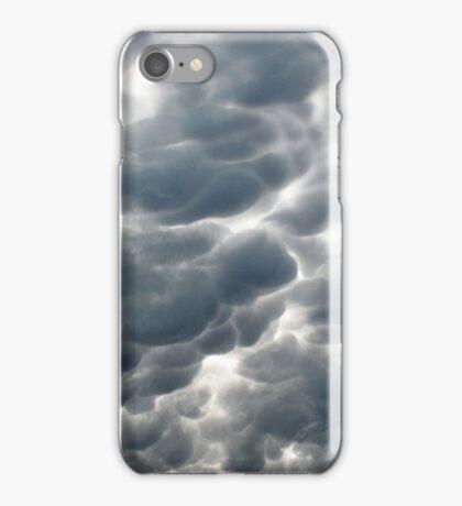 Malicious  Clouds iPhone Case/Skin