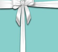 Tiffany Blue Box by SecondArt