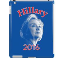 Hillary Clinton 2016 iPad Case/Skin