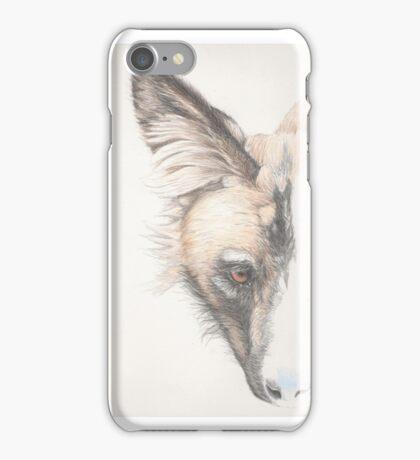 African Wild Dog iPhone Case/Skin