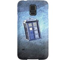 Tardis In Space Art Painting Samsung Galaxy Case/Skin