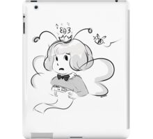 Bee Girl iPad Case/Skin