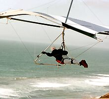 Hang Glider by mecab