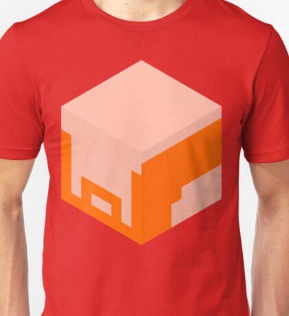 Super Pat Cube Unisex T-Shirt