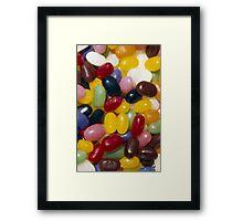 Jelly Beans Framed Print