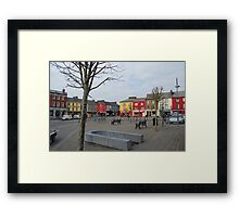 Listowel - Ireland's Literary Centre Framed Print