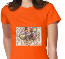 An Old-Fashioned Love.. Womens Fitted T-Shirt