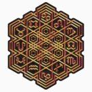 Zodiac Knot by RachelRoach