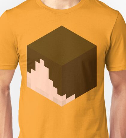 Super Liam Cube Unisex T-Shirt