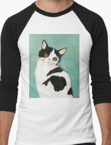 Cat Poses for a Fan Photo T-Shirt