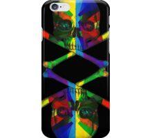 Rainbow Skull iPhone Case/Skin
