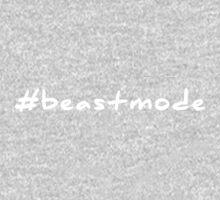 #beastmode One Piece - Long Sleeve