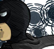 Defender of the Night Sticker