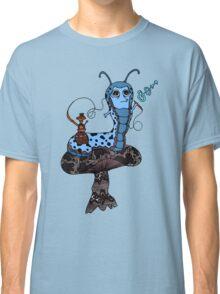 Hookah Smoking Catterpillar V3.0 Classic T-Shirt