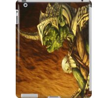 Bolg the Goblin King iPad Case/Skin
