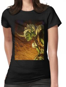 Bolg the Goblin King Womens Fitted T-Shirt