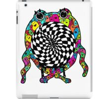 Warp Monster iPad Case/Skin