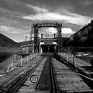 Industrial silence #1 by Bjørn Gjelsten