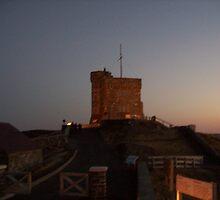 Sunset Tower by Glenn Esau