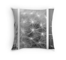 Abstracts in nature Throw Pillow