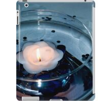 Candle on the Water iPad Case/Skin