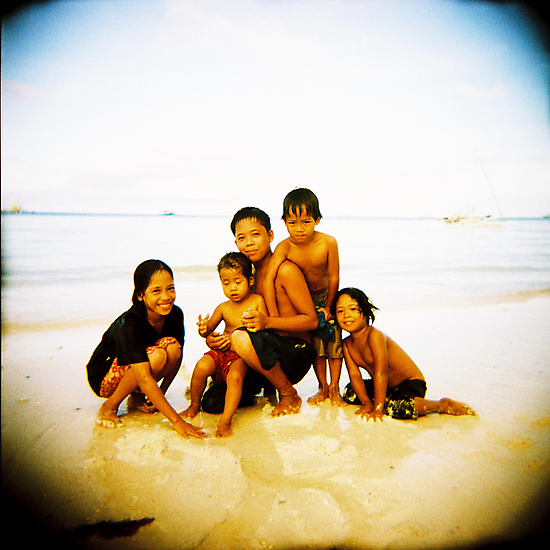 Pinoy Kids by Will Butters