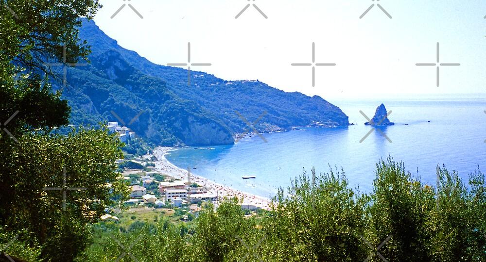 Agios Gordios  by Tom Gomez