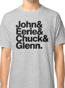 Danzig memember list ampersand shirt Classic T-Shirt