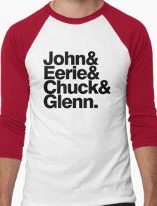 Danzig memember list ampersand shirt Men's Baseball ¾ T-Shirt