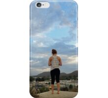 Sky View iPhone Case/Skin