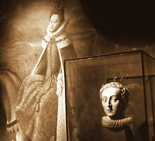 Queen Elizabeth I by Anita Kovacevic