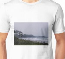 Stormy Bay - A Day at Minnie Waters Unisex T-Shirt