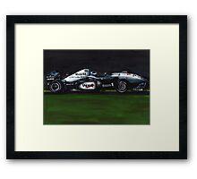 McLaren F1 Framed Print