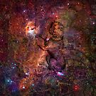 When The Stars Are Right - The Seagull Nebula In Canis Major by Richard Maier