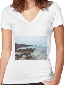 The cove Women's Fitted V-Neck T-Shirt