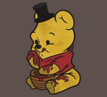 Freddy Fazbear & Winnie the Pooh Mashup by totalighter