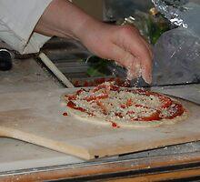Pizza  by jegustavsen