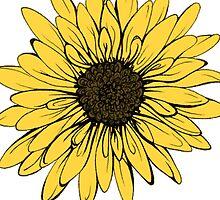 Sunflower by stopitrebecca