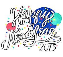 New Year 2015 by Monique Cutajar