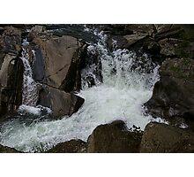 Smoky Mountain Cascades Photographic Print