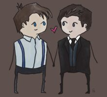 Jack And Ianto Chibis Kids Clothes
